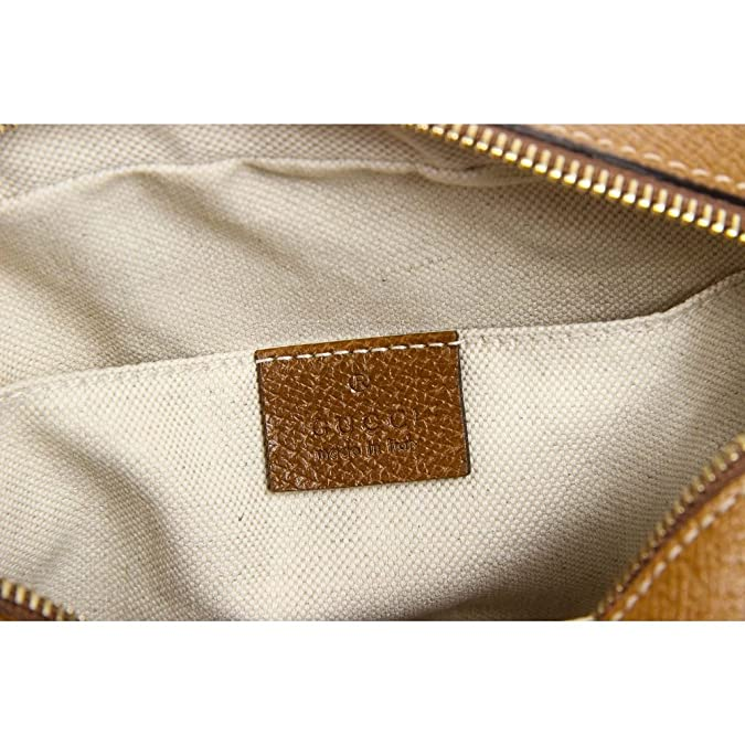f164800dc789 Brown ONE SIZE Gucci Ladies Bree Original GG Canvas Mini Messenger Handbag:  Amazon.ca: Shoes & Handbags