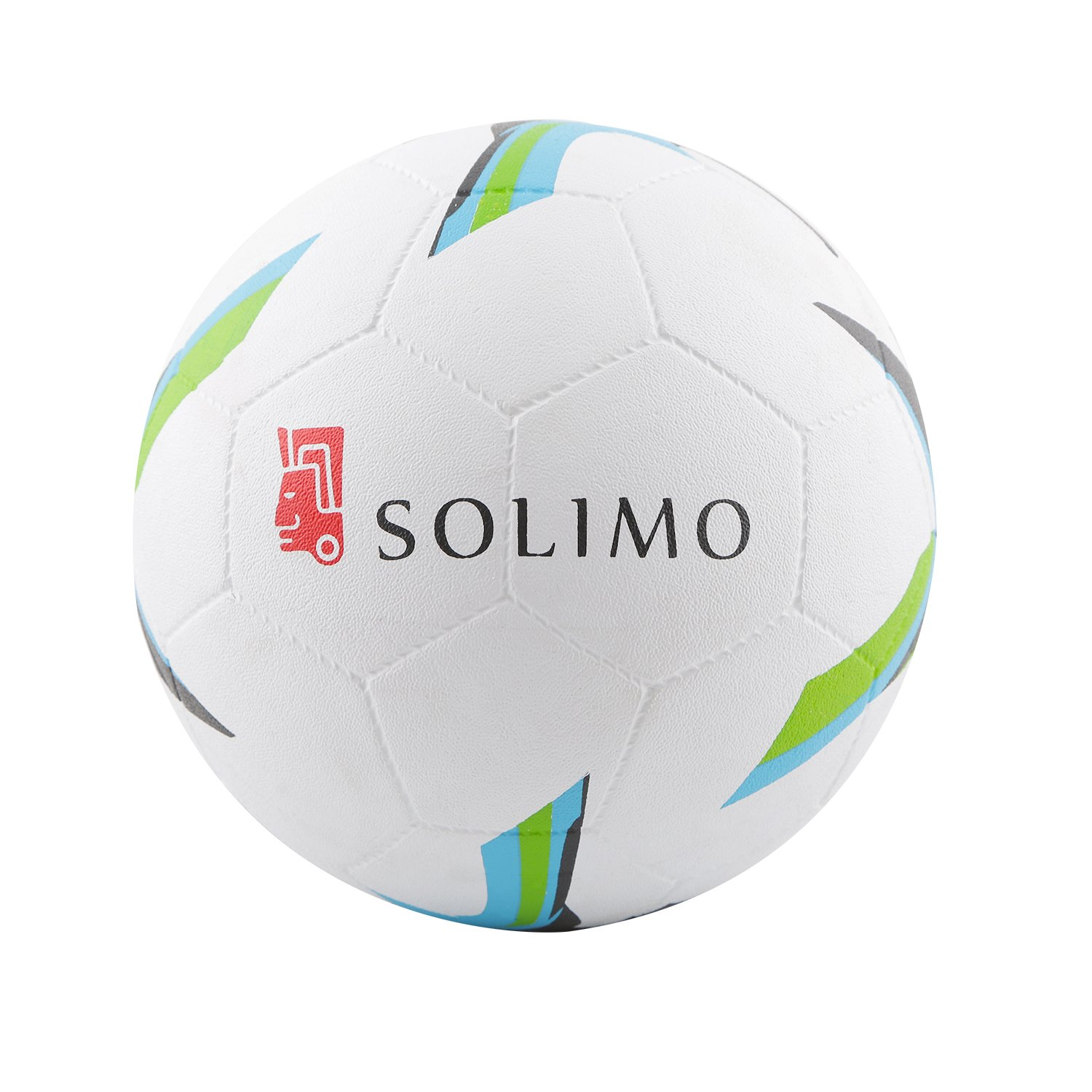 Solimo Moulded Rubber Football
