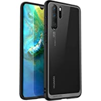 SUPCASE [Unicorn Beetle Style Series] Huawei P30 Pro Case Hybrid Protective Clear Soft Case for Huawei P30 Pro 2019 Release (Black)
