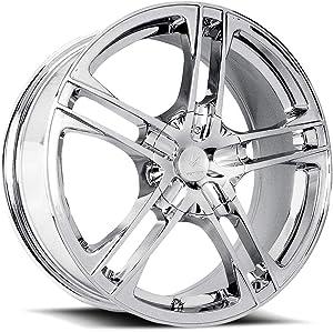 "Verde Custom Wheels Protocol Chrome Wheel (17x7""/5x4.5"")"