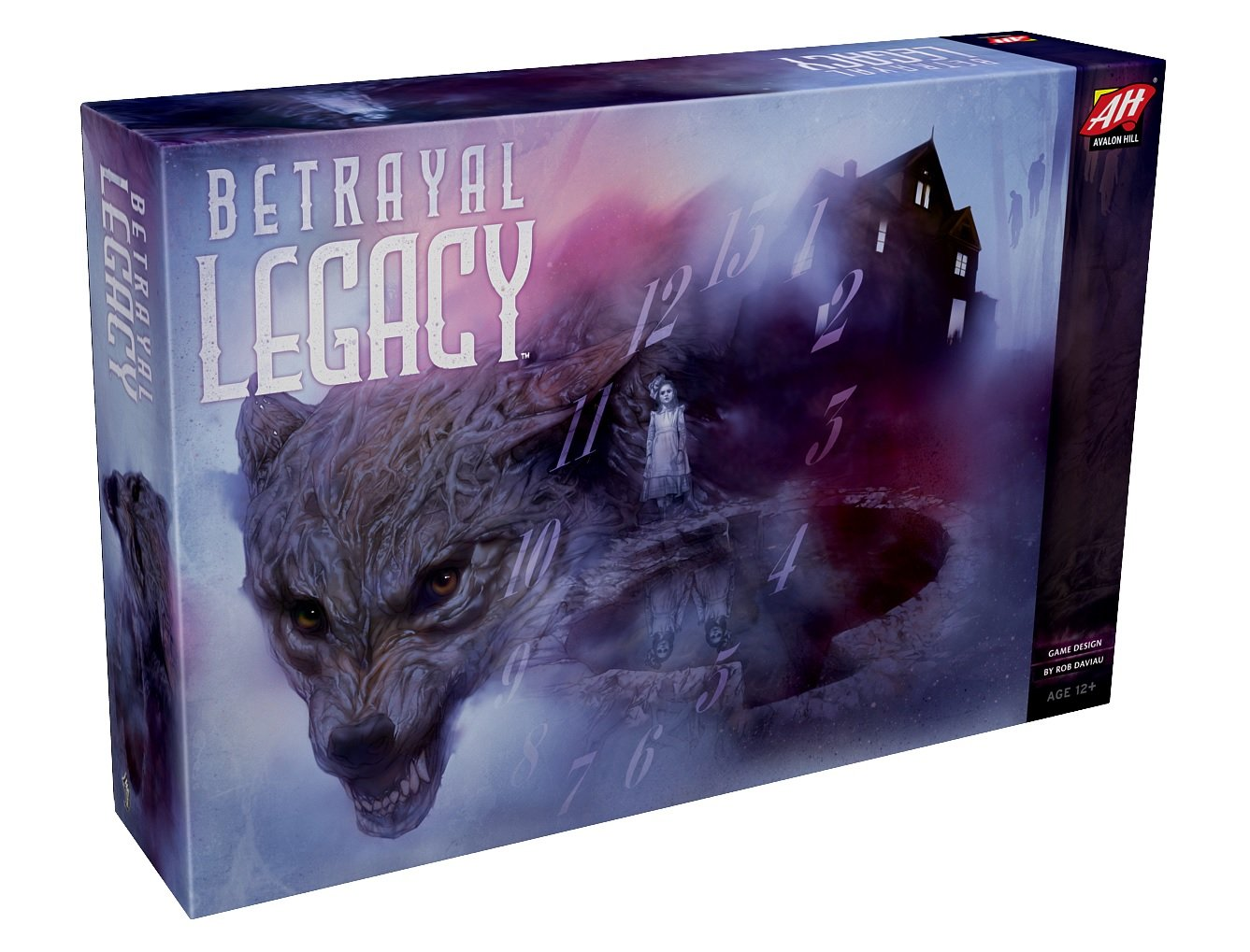 Avalon Hill Betrayal Legacy, Board Game HASC45950000