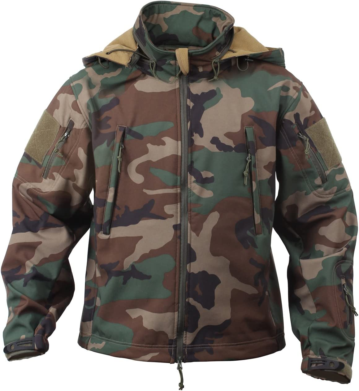 best hunting jackets: Rothco Special Ops Soft Shell Jacket