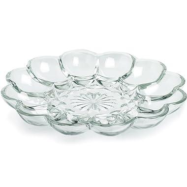 Anchor Hocking Company 86148 10  Presence Egg Plate