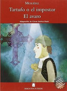 Tartufo o el Importor, El Avaro, Biblioteca Teide 064