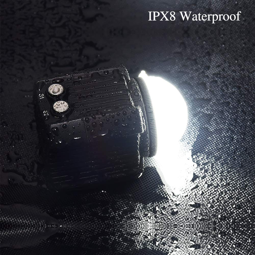 Orsda Diving Light High Power Mini Waterproof led Light Scuba Diving Lights Fill-in Light for Waterproof housing Underwater Photographic Lighting System by Orsda (Image #7)