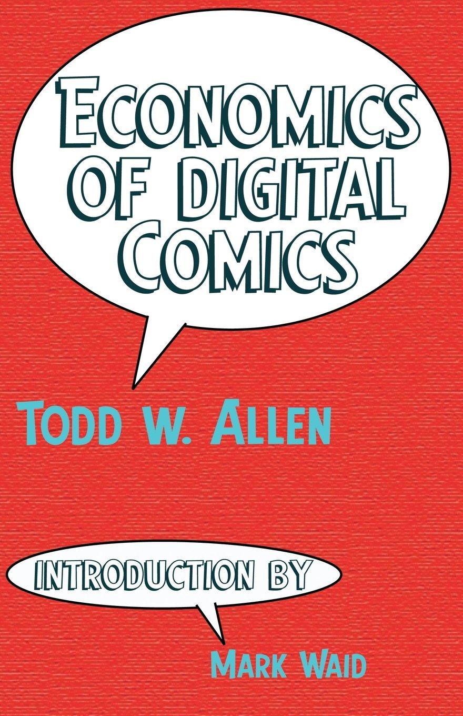 Economics of Digital Comics pdf epub