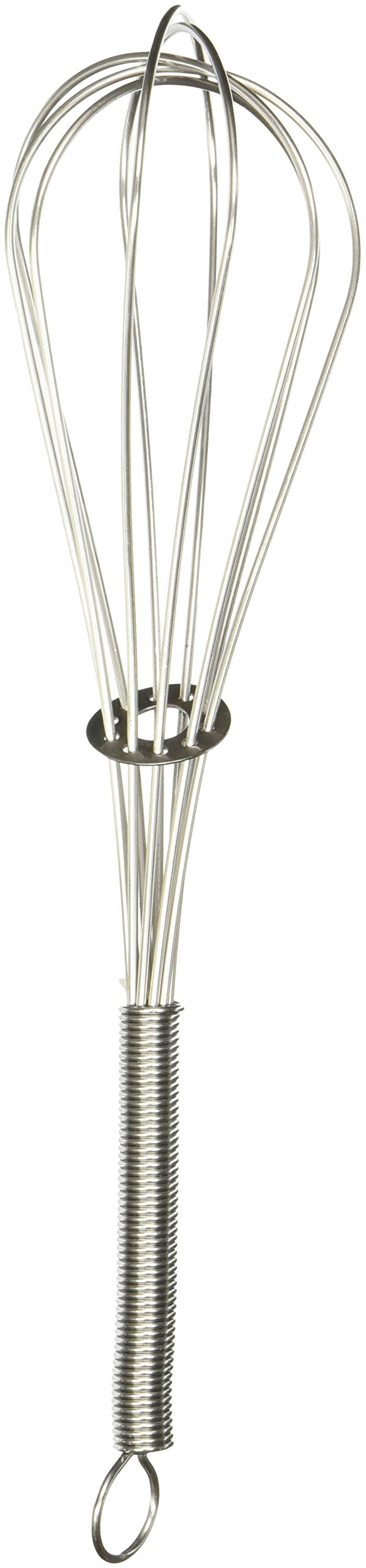 Whisk Stainless Steel 8 In