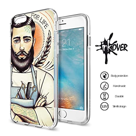 custodia iphone 7 tatoo
