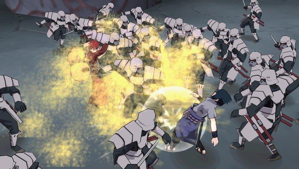 Naruto Shippuden: ultimate Ninja impact [Importación ...