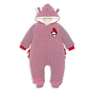 c6313da32 Highdas Baby Girls Cute Winter Jumpsuit Newborn Siamese Romper Kids  Snowsuit: Amazon.co.uk: Baby