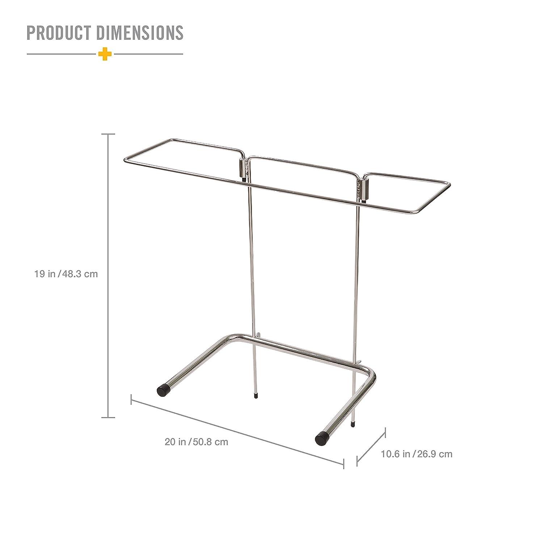 Amazon.com DMI Blanket Lift Bar Support Frame Adjustable Silver Health u0026 Personal Care  sc 1 st  Amazon.com & Amazon.com: DMI Blanket Lift Bar Support Frame Adjustable Silver ...