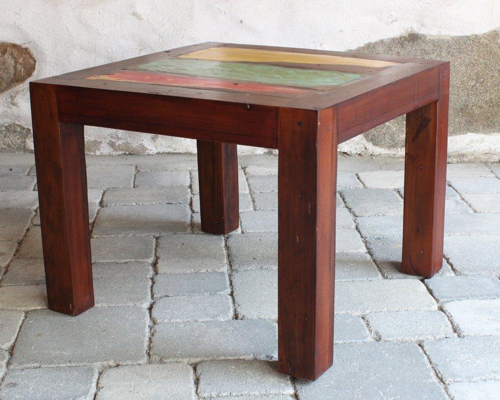 Kinderzimmer Spieltisch - JAMUNA - Unikat L: 60cm B: 60cm H: 46cm