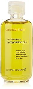 Aveda Men Pure-Formance Composition Oil, 1.7 Ounce