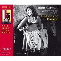 Bizet: Carmen [Various] [Orfeo: C866183D]