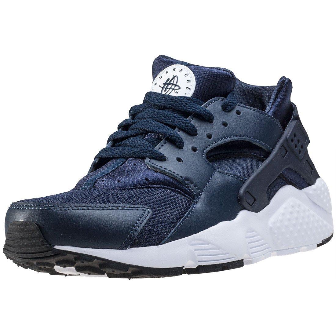 quality design cbe8e 8692c Nike Huarache Run Kids Trainers Obsidian - 3 UK