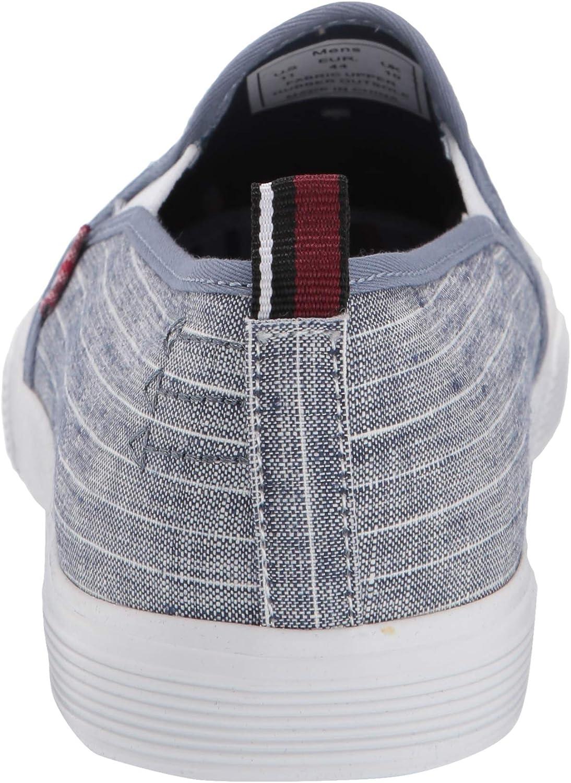 Ben Sherman Mens Bradford Slip On Fashion Sneaker