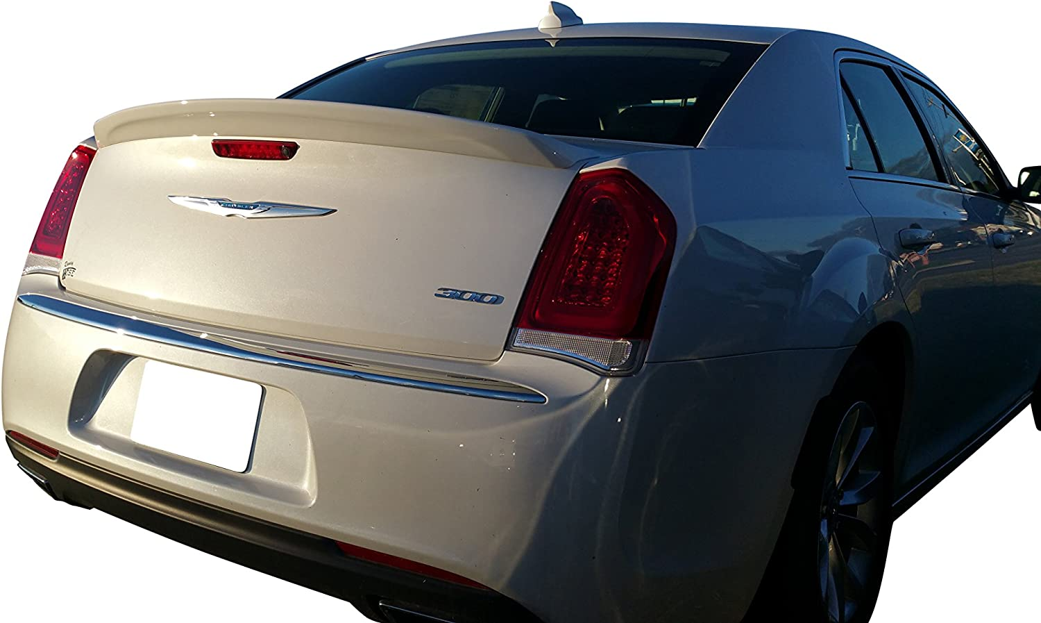 Facory Style SRT Spoiler for the Chrysler 300 2012-2018 Painted in the Factory Paint Code of Your Choice 563 PXT