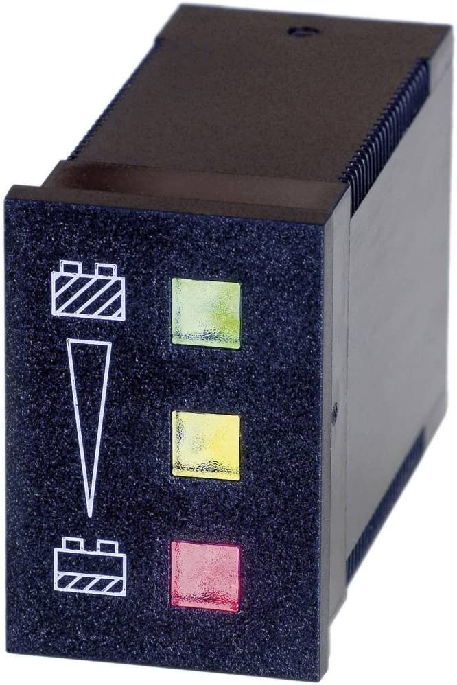installazion 12 V /≥ 11 V rosso /≥ 12 V giallo 11 V Dim Bauser 824 12 V Protezione batteria 824-12 V//DC Verde