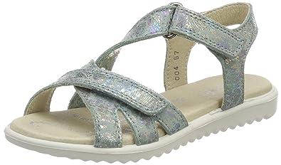21f3e56d79f419 Superfit Mädchen Maya Offene Sandalen  Amazon.de  Schuhe   Handtaschen