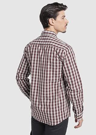 Bendorff-Hombre-Camisas-Fantasia-Large: Amazon.es: Ropa y accesorios
