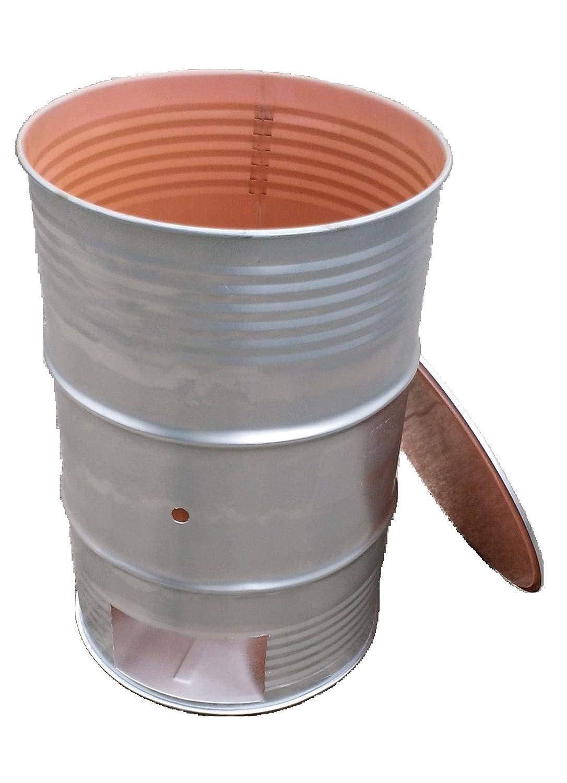 ドラム缶焼却炉 オープンタイプ 部品付 B01C3HRJVK 15000