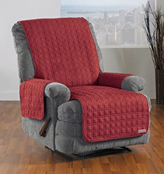 Amazon.com: quickcover Protector de Recliner impermeable, S ...