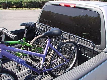 Soporte ajustable para cama de camión Pick Up, Bike rack Carrier ...