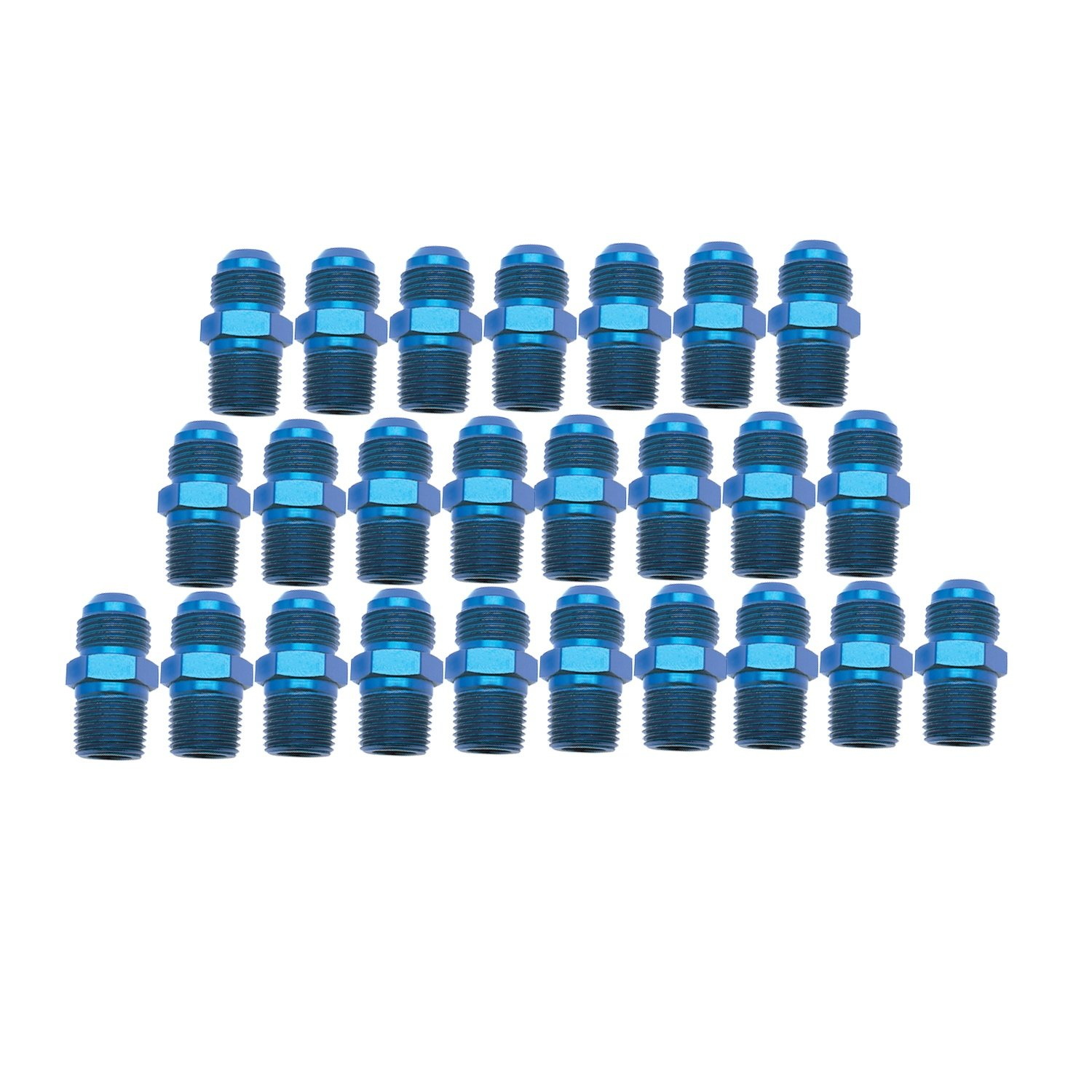 Straight 25 Piece RUS-660428 Russell 660428 Flare to Pipe Union