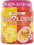 モンデリーズ・ジャパン リカルデント フルーツミントアソート ボトルR 140g