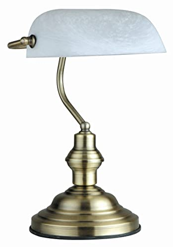 Globo e27 antique table lamp gold amazon lighting globo e27 antique table lamp gold aloadofball Image collections