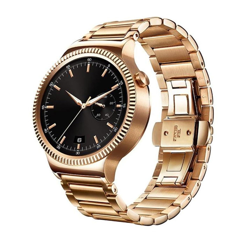 AloneA ®ステンレススチールメッシュ交換用時計バンドfor Huawei Watch  B01L1GEPDE