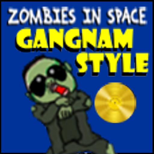 Zombies in Space - Gangnam -
