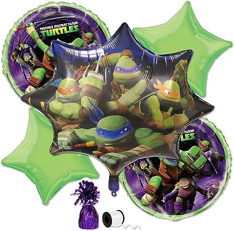 Teenage Mutant Ninja Turtles Balloon Kit