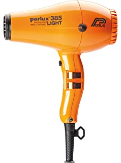 Parlux 385 Ionic & Ceramic - Secador para el cabello, color naranja