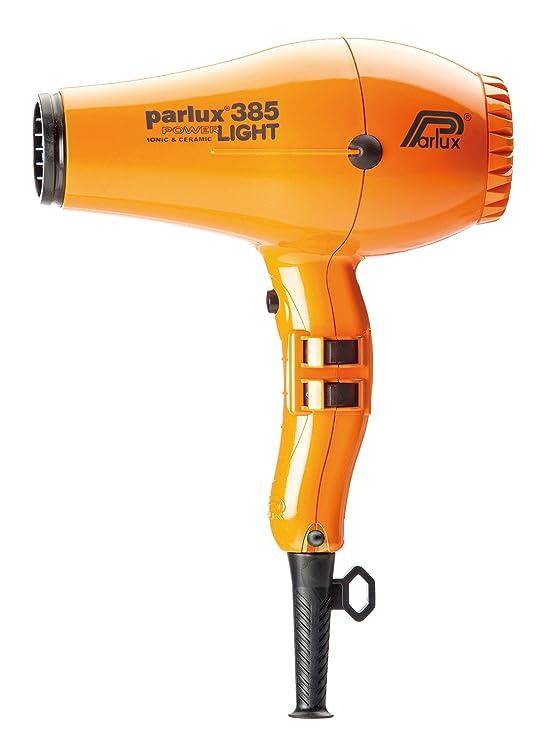 Parlux 385 Ionic & Ceramic - Secador para el cabello, color naranja: Amazon.es: Salud y cuidado personal