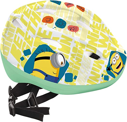 Universal 28144 - Despicable Me 2 Minion Made Casco, surtido: colores aleatorios: Amazon.es: Deportes y aire libre