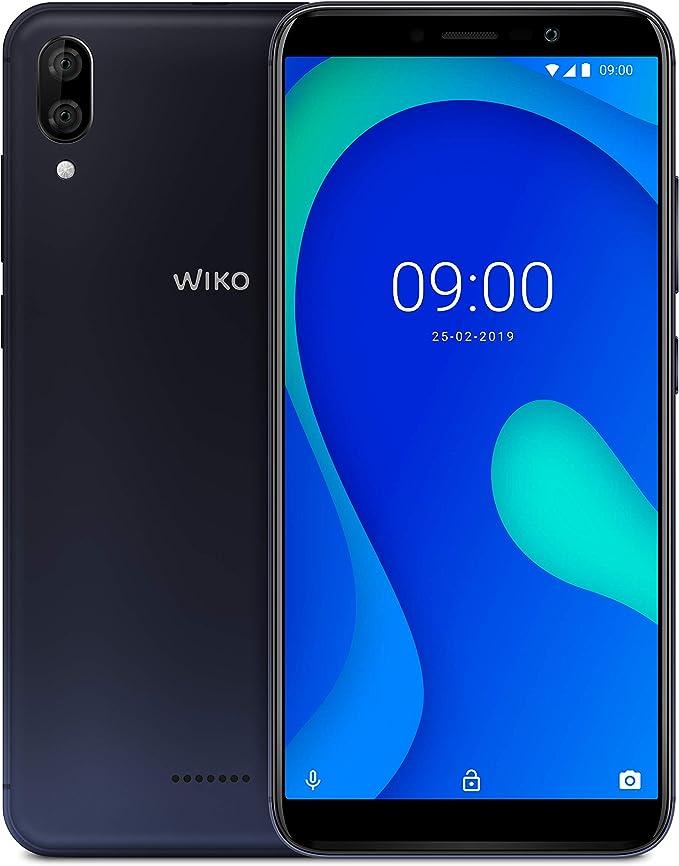 """WIKO Y80 – Smartphone 4G de 5,99"""" (Octa-Core 1,6 GHz, Cámara Dual ..."""
