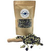Pure Dried Butterfly Pea Flowers Blue Tea Clitoria Flower Herbal Retreat 100% Organic...
