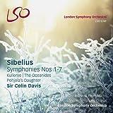 Jean Sibelius: Symphonies Nos. 1-7 [Box Set] [Hybrid SACD + Blu Ray Audio]