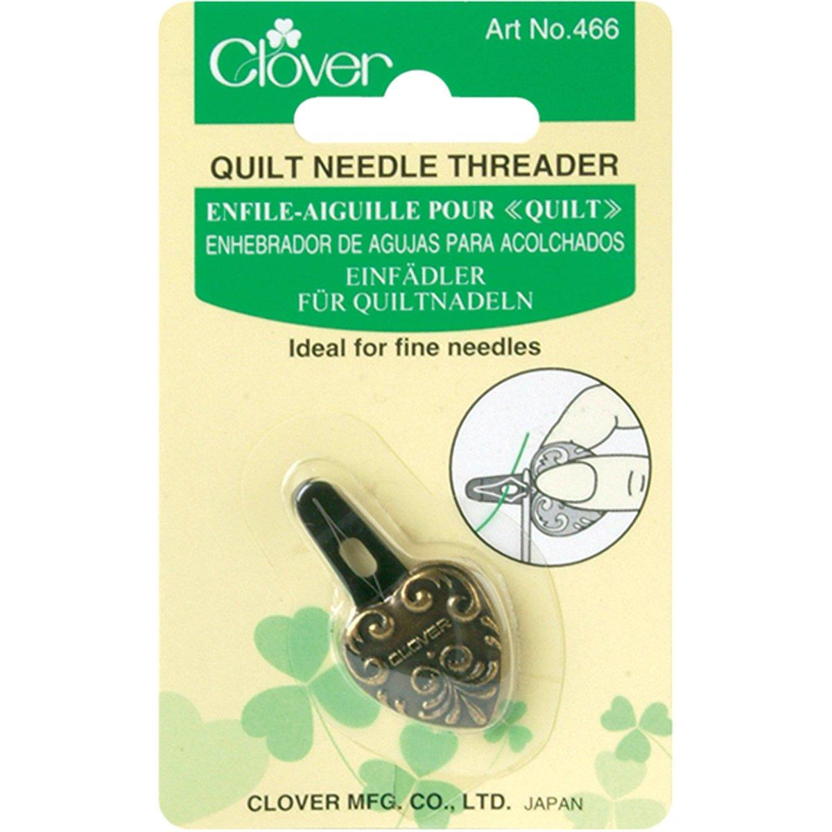 Clover Quilt Needle Threader 466