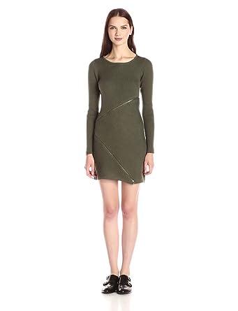 Design History Women&39s Merino-Wool Sweater Dress at Amazon Women&39s ...