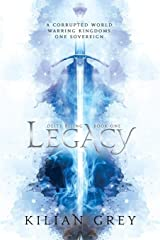 Legacy (Deity Rising) Paperback