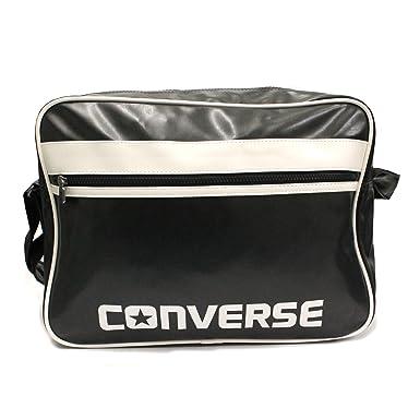 Converse All Star Player Airline Retro Messenger Bag - Black  Amazon ... 9dd8c2c8aa7de