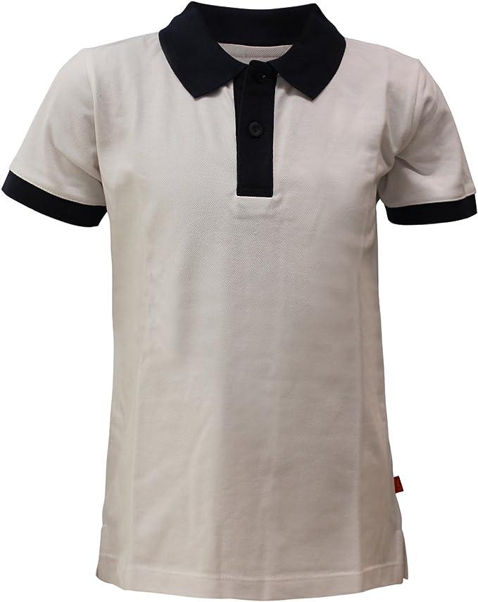 CFL - Polo - Camisa polo - Básico - Cuello de polo - para niño ...