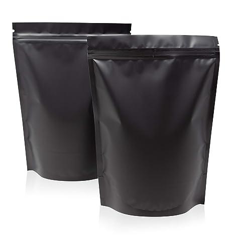 Amazon.com: Space Seal 100 bolsas grandes a prueba de olor ...