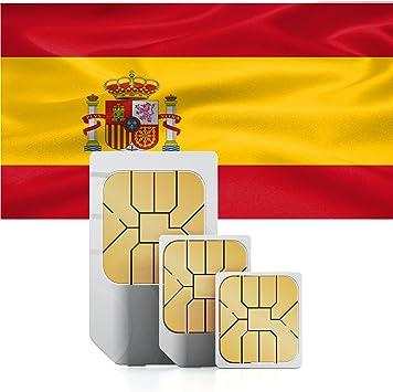 travSIM v-de-spanien-250mb España: Amazon.es: Electrónica