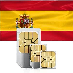 travSIM v-de-spanien-3gb España: Amazon.es: Electrónica