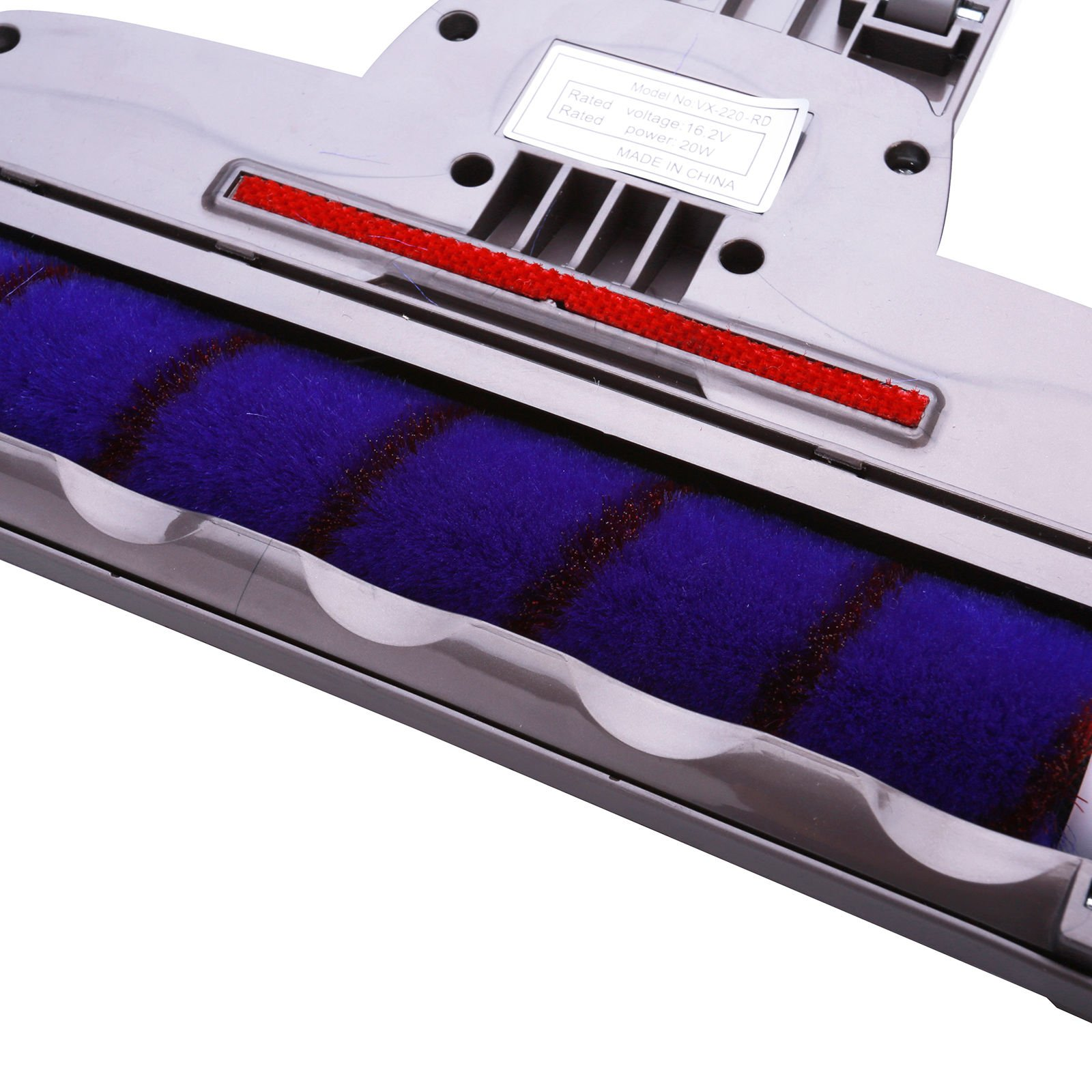 Qualtex Animal Cordless Soft Roller Brush Roll for Dyson V6 by Qualtex (Image #2)