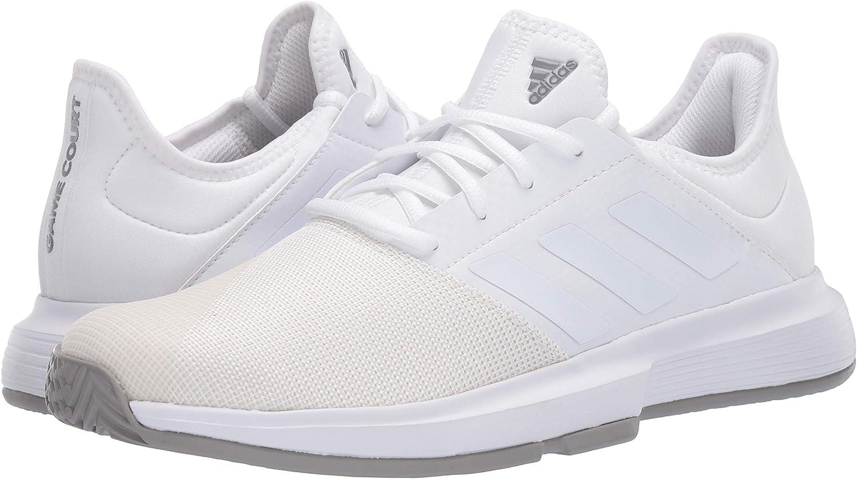 adidas Men's Gamecourt Wide Tennis Shoe