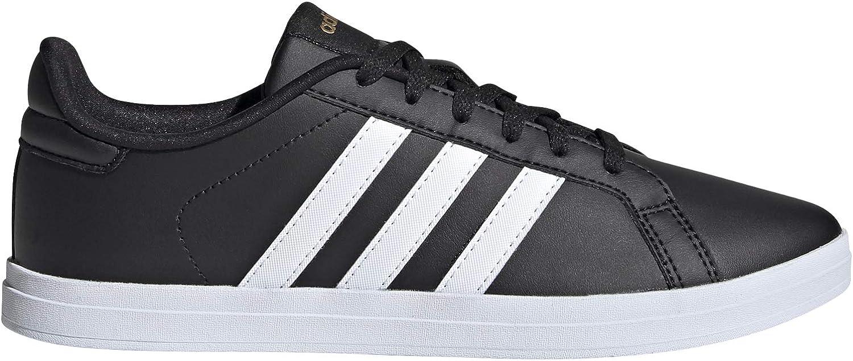 adidas Courtpoint, Zapatillas de Tenis para Mujer Negbás Ftwbla Dormat XId2M